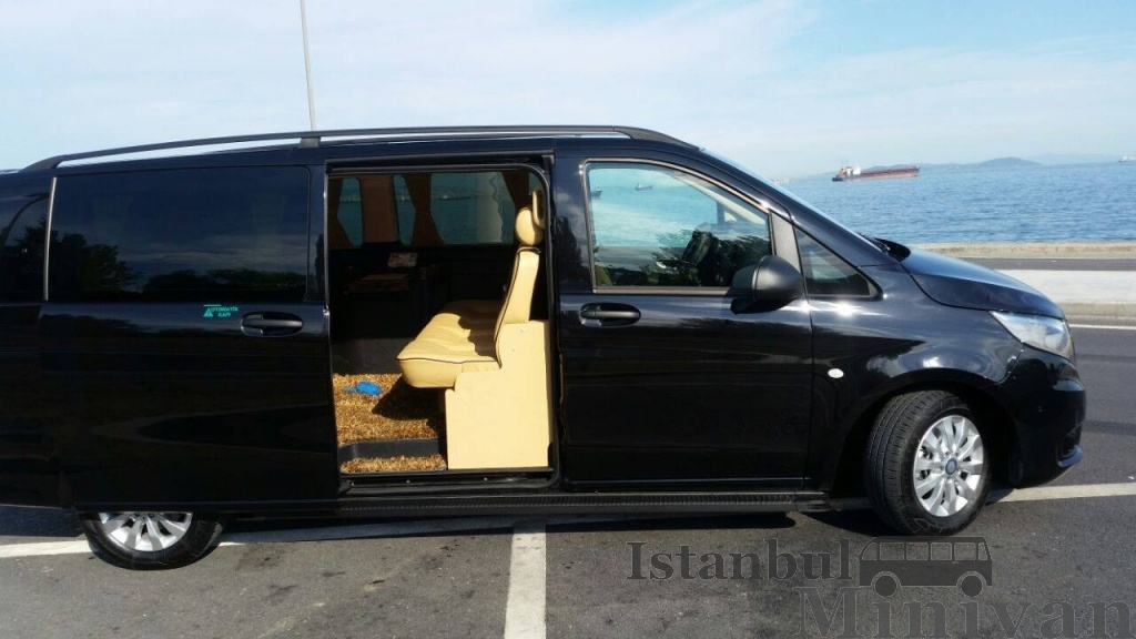 istanbul minivan car hire with driver bursa istanbul