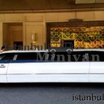 limousine rent hire in istanbul with driver