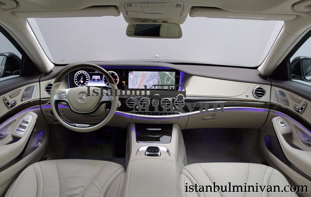 mercedes s class rental in istanbul s 350 500maybach